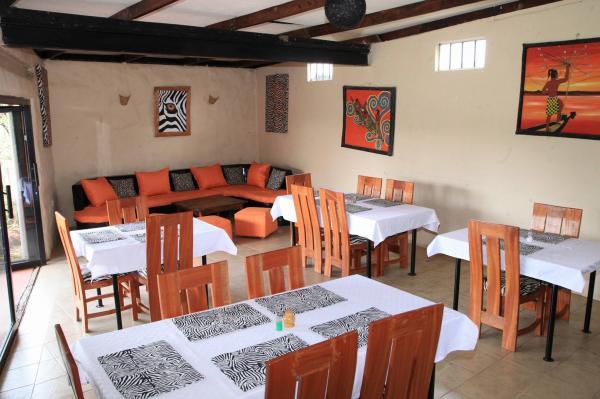 Punda Milias Nakuru Camp