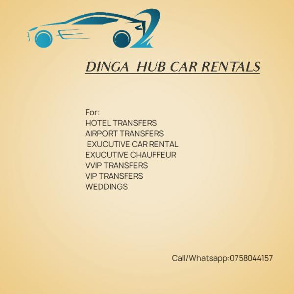 Dinga Hub Car Rentals